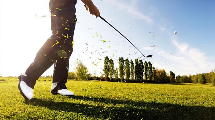Golf Erlebniswochenende